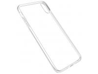 Husa TPU OEM Ultra Slim pentru Samsung Galaxy A6+ (2018) A605, Transparenta, Bulk