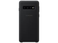 Husa TPU Samsung Galaxy S10 G973, Neagra, Blister EF-PG973TBEGWW