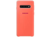 Husa TPU Samsung Galaxy S10 G973, Roz, Blister EF-PG973THEGWW