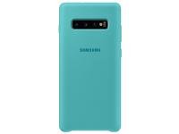 Husa TPU Samsung Galaxy S10+ G975, Verde, Blister EF-PG975TGEGWW