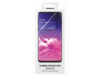 Folie Protectie Ecran Samsung Galaxy S10 G973, Plastic, Full Face, Blister ET-FG973CTEGWW