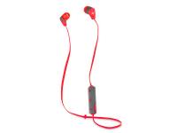 Handsfree Casti Bluetooth KitSound Bounce KSBOURD, SinglePoint, Rosu, Blister
