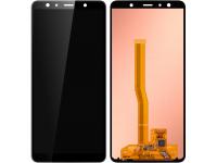 Display - Touchscreen Negru Samsung Galaxy A7 (2018) A750 GH96-12078A