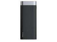 Baterie Externa Powerbank Baseus Parallel Line 10000 mA, 1 x USB, Neagra, Blister