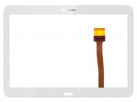 Touchscreen Alb Samsung Galaxy Tab 2 10.1 P5100 / Samsung Galaxy Tab 2 10.1 P5110