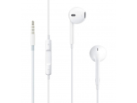 Handsfree Casti EarPods Apple A1472, Cu microfon, 3.5 mm, Alb, Blister MNHF2ZM/A