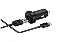 Incarcator Auto cu cablu USB Tip-C Samsung EP-LN930CB, 1 X USB, Negru, Bulk