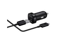 Incarcator Auto cu cablu MicroUSB Samsung EP-LN930BB, 1 X USB, Negru, Bulk