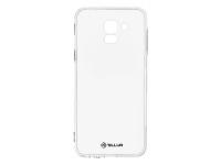 Husa TPU Tellur pentru Samsung Galaxy J6 J600, Transparenta, Blister TLL121874