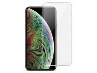 Folie Protectie Ecran Imak pentru Apple iPhone X / Apple iPhone XS, Plastic, Full Face, Set 2 Bucati, Blister
