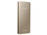 Baterie Externa Powerbank Samsung EB-PN920U Fast Charge, 5200 mA, 1 x USB, Aurie, Bulk