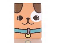 Husa Tableta Piele OEM Dog pentru Apple iPad Pro 11, Maro, Bulk