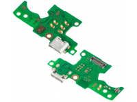 Placa cu Conector Incarcare / Date - Microfon Nokia 3.1