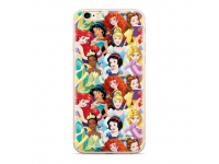 Husa TPU Disney Princess 001 pentru Apple iPhone 6 / Apple iPhone 7 / Apple iPhone 8, Multicolor, Blister