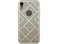 Husa Plastic Nillkin Air Slim pentru Apple iPhone XR, Aurie, Blister