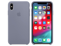 Husa TPU Apple iPhone XS Max, Gri, Blister AP-MTFH2ZM/A