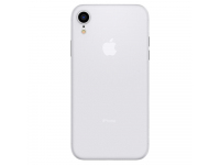Husa Plastic Spigen Air Skin pentru Apple iPhone XR, Transparenta, Blister 064CS24869