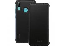 Husa Piele Huawei Flip Huawei P Smart (2019), Neagra, Blister 51992830