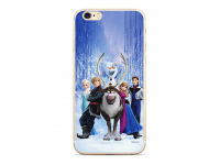 Husa TPU Disney Frozen 001 pentru Huawei P20 Lite, Multicolor, Blister DPCFROZEN032
