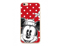 Husa TPU Disney Minnie 009 pentru Apple iPhone 7 / Apple iPhone 8, Multicolor, Blister DPCMIN3046