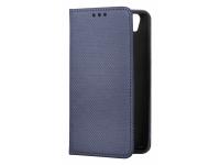 Husa Piele OEM Smart Magnet pentru Xiaomi Mi Mix 2SE, Bleumarin, Bulk