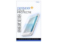 Folie Protectie Ecran Defender+ pentru Huawei P Smart (2019), Plastic, Full Face, Blister