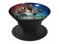 Suport Stand Adeziv Popsockets pentru telefon Stranger Things Space Blister Original