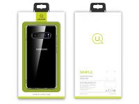 Husa TPU Usams Primary pentru Samsung Galaxy S10+ G975, Transparenta, Blister
