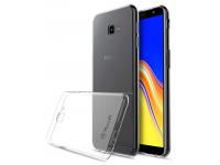 Husa TPU Tellur pentru Samsung J4 Plus (2018) J415, Transparenta, Blister TLL121645