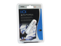 Adaptor USB Bluetooth INTUIX, Argintiu, Blister