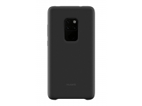 Husa TPU Huawei Mate 20, Car Case Magnet, Neagra, Blister 51992615