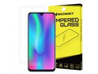 Folie Protectie Ecran WZK pentru Huawei P Smart (2019), Sticla securizata, Blister