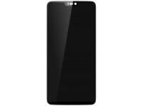 Display - Touchscreen Negru OnePlus 6