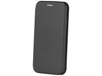Husa Piele OEM Smart Viva pentru Samsung Galaxy S9+ G965, Neagra, Bulk