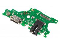 Placa Cu Conector incarcare - Conector Audio - Microfon Huawei Mate 20 Lite