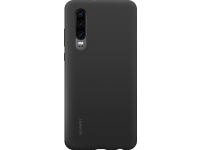 Husa TPU Huawei P30, Car Case Magnet, Neagra, Blister 51992844