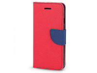Husa Piele OEM Fancy pentru Samsung J6 Plus (2018) J610, Rosie, Bulk