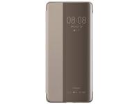 Husa Huawei Flip View Cover Huawei P30 Pro, Kaki, Blister 51992886