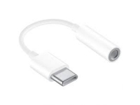 Adaptor Audio USB Type-C la 3.5 mm Apple, Alb, Blister MU7E2ZM/A