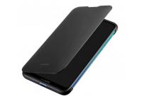 Husa TPU Huawei Flip Cover Huawei Y7 Prime (2019), Neagra, Blister 51992902