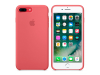 Husa TPU Apple Camellia Apple iPhone 7 / Apple iPhone 8, Roz, Blister MQOK2ZM/A