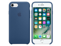 Husa TPU Apple iPhone 7 / Apple iPhone 8, Albastra, Blister MMWW2ZM/A