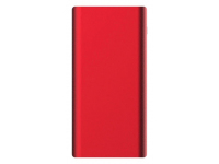 Baterie Externa Powerbank DEVIA KingKong QC 3.0 10000 mA, 2 x USB, Rosie, Blister