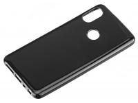 Husa TPU OEM pentru Motorola Moto G7, Neagra, Bulk