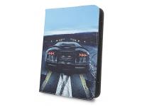 Husa Poliuretan GreenGo Black car pentru Tableta 10 inci, Dimensiuni interioare 265 x 195 mm, Multicolor, Bulk