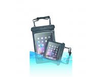 Husa OEM Wateproof pentru Tableta 7 inci - 8 inci, Dimensiuni interioare 200 x 160 mm, Neagra
