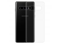 Folie Protectie Spate OEM pentru Samsung Galaxy S10 G973, Plastic, Full Face, Bulk