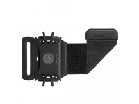 Husa Armband OEM Rotatable, pentru Telefon 4 inci - 5.5 inci, Neagra