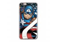 Husa TPU Marvel Captain America 004 pentru Huawei P30, Multicolor
