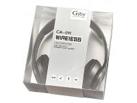 Handsfree Casti Bluetooth Gjby CA-011, Negru, Blister